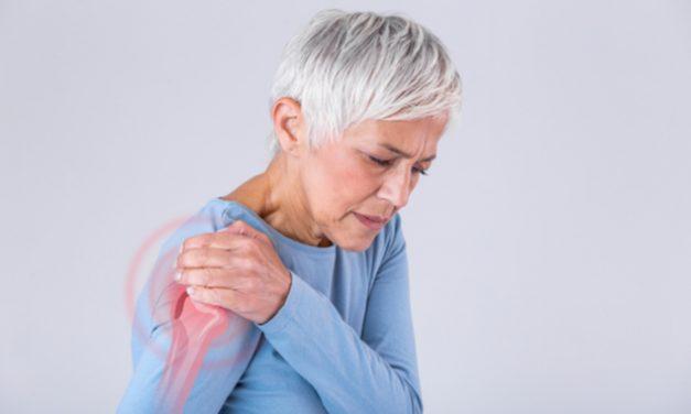 Sufrir de hombro congelado  puede  hacer que desarrolle artrosis