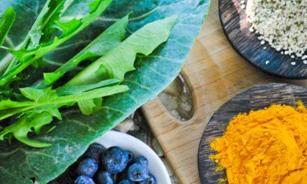 La alimentación que ayuda a vencer el dolor