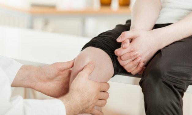 Cómo solucionar problemas en el cartílago de las rodillas