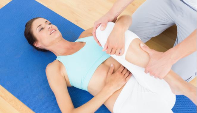 La relajación muscular que alivia el dolor y la tensión en las articulaciones